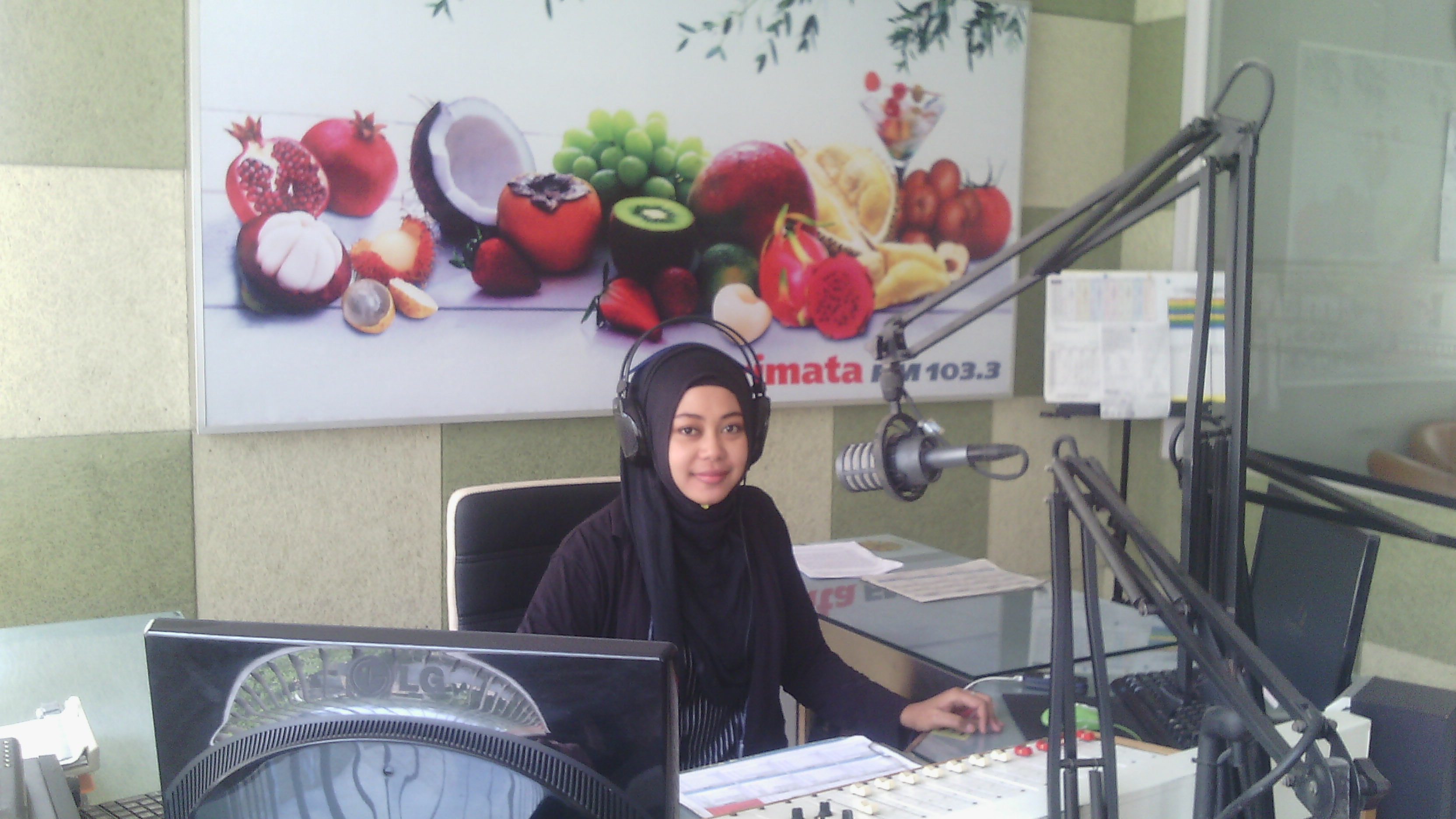 07. Tita Nadira On Air Radio Karimata